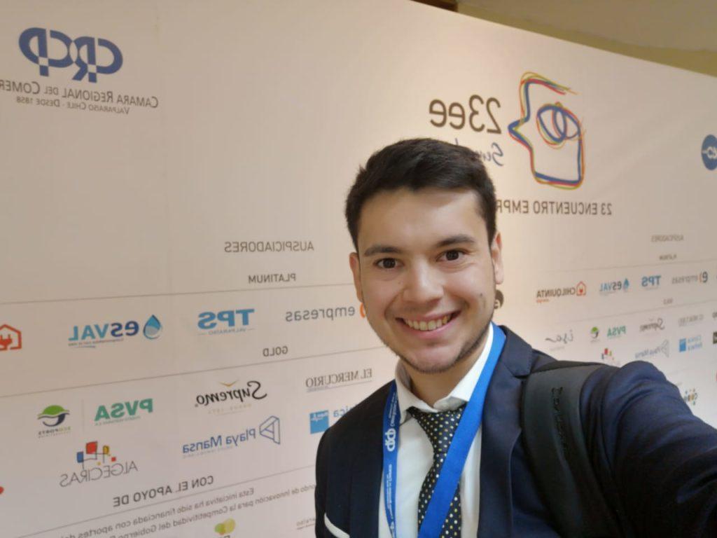 Santiago Vergara presente en ProChile 2019